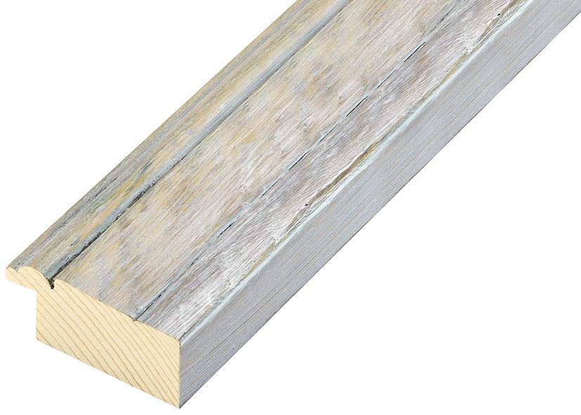 Corner sample of moulding 124SASSO