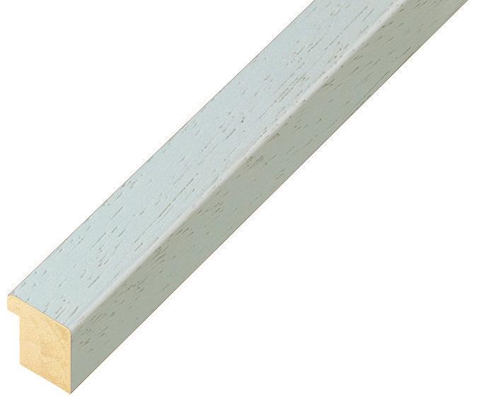 Corner sample of moulding 15NEBBIA