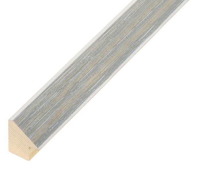 Corner sample of moulding 239PERLA