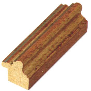 Corner sample of moulding 421RAME