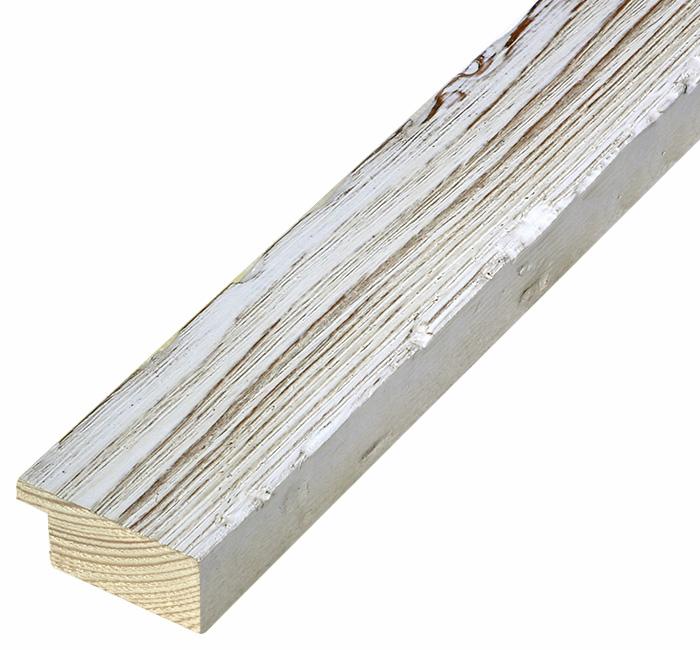 Corner sample of moulding 42BEIGE