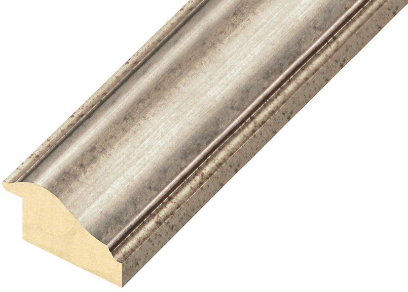 Straight sample of moulding 521ARG