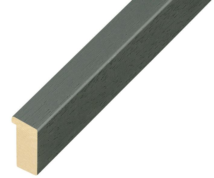 Corner sample of moulding 608FERRO