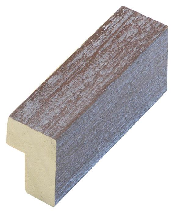 Straight sample of moulding 719PRUGNA