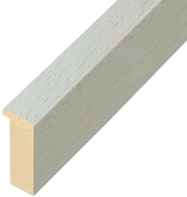 Corner sample of moulding 823NEBBIA