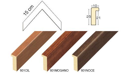 Complete set of corner samples of moulding 601