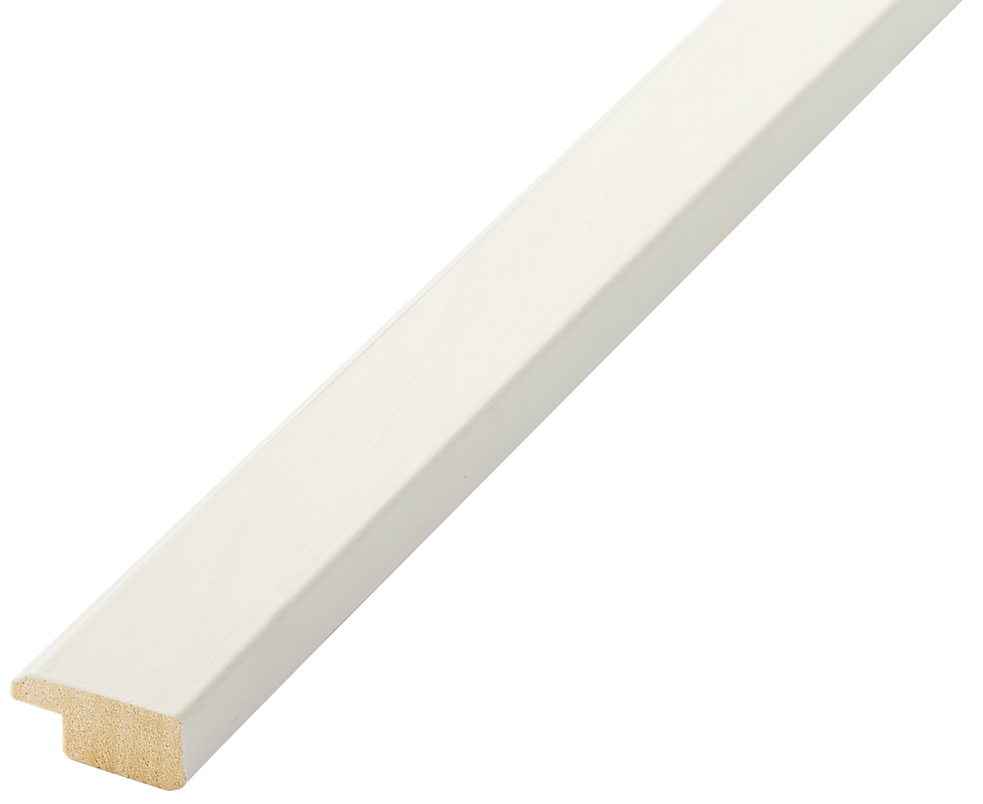 Liner ayous - Width 21mm Height 10 - silver sight edge