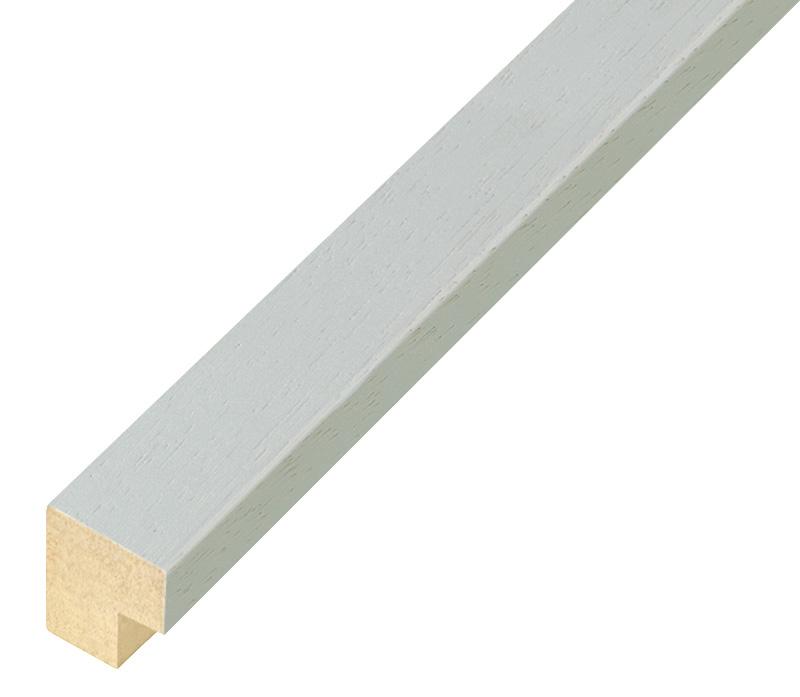 Moulding ayous, width 20mm height 20 - Fog Grey