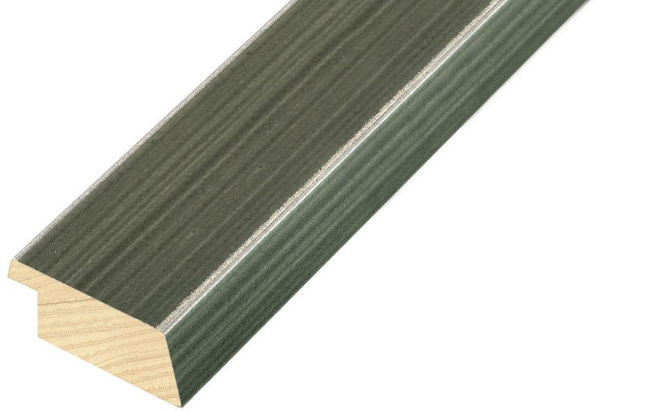 Moulding fir, 41mm, 20height, satin - timber