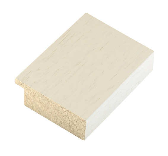 Straight sample of moulding 52CREMA