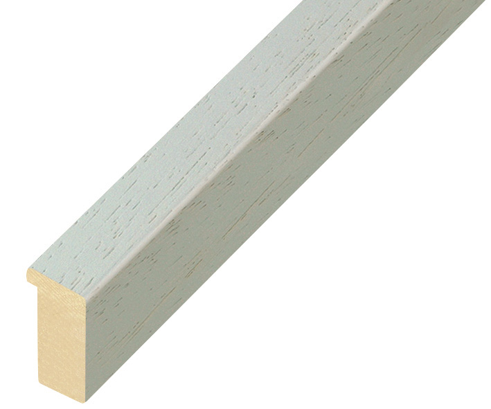 Moulding ayous, width 20mm height 32 - Fog Gray