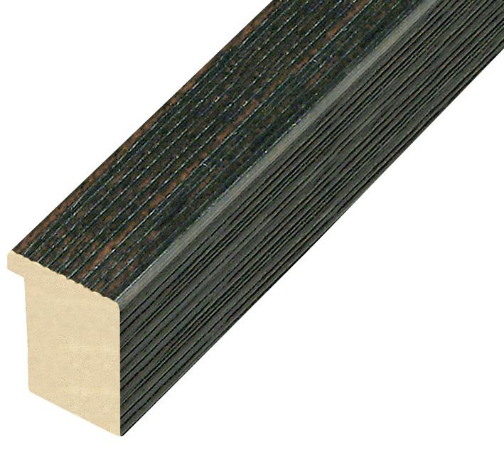 Corner sample of moulding 730CAFFE