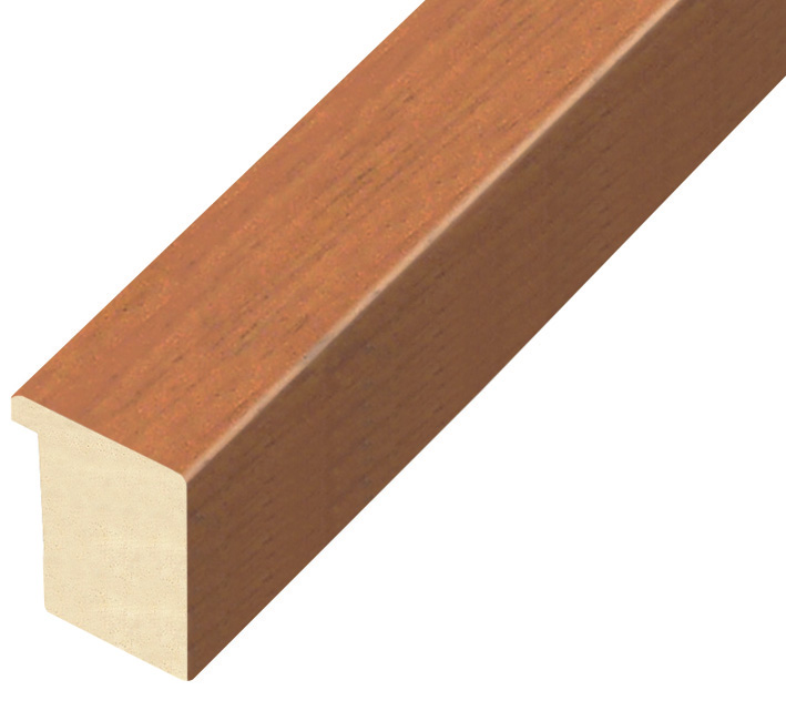Moulding ayous, width 30mm height 32 - Cherry