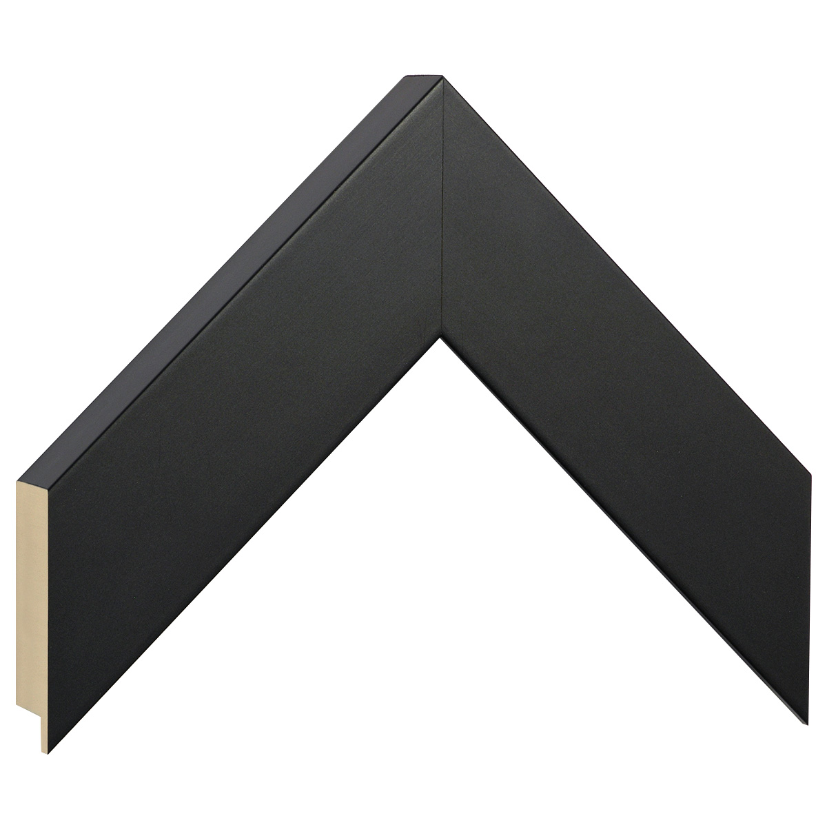 Corner sample of moulding 750NERO