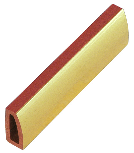 Straight sample of moulding D18ORO