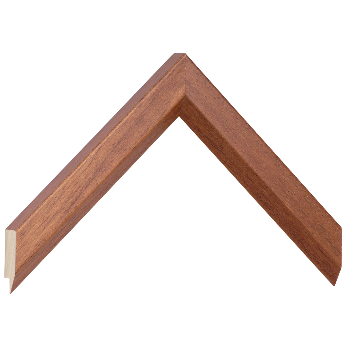 Moulding ayous, width 28mm height 20 - Cherry