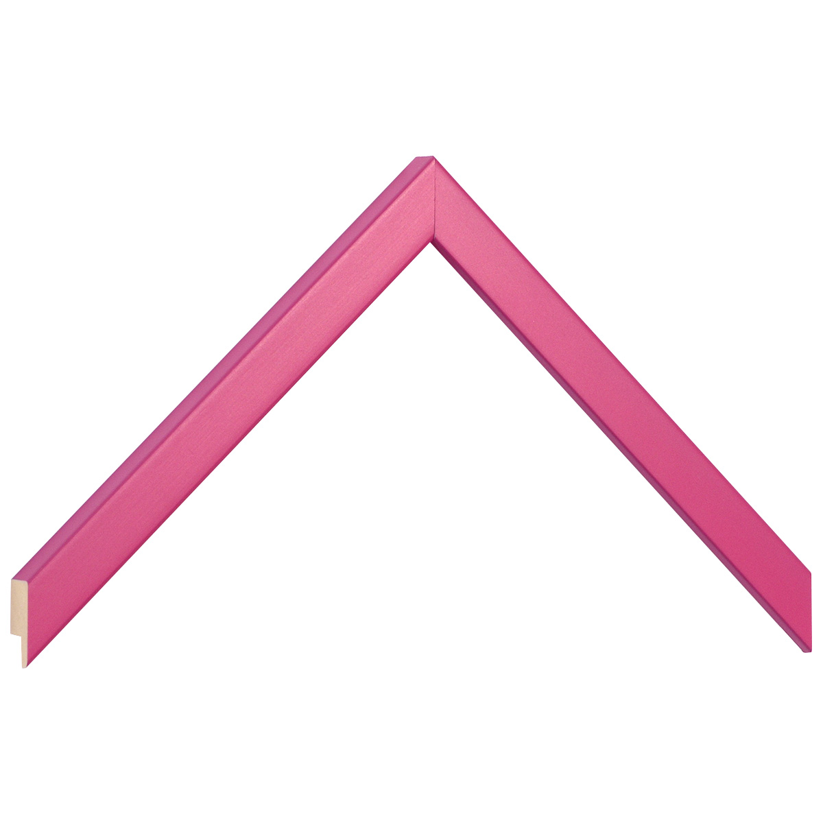 Moulding ayous width 15mm height 14 - fuchsia