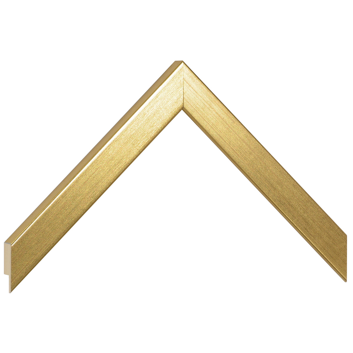 Moulding ayous, width 20mm height 14 - gold