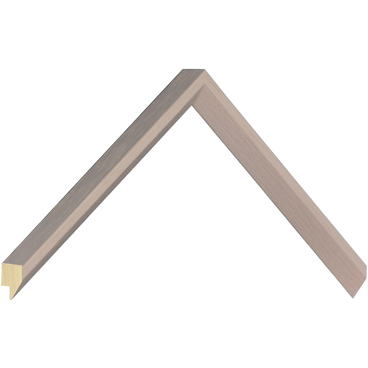 Moulding ayous 25mm height, 14mm width, sand