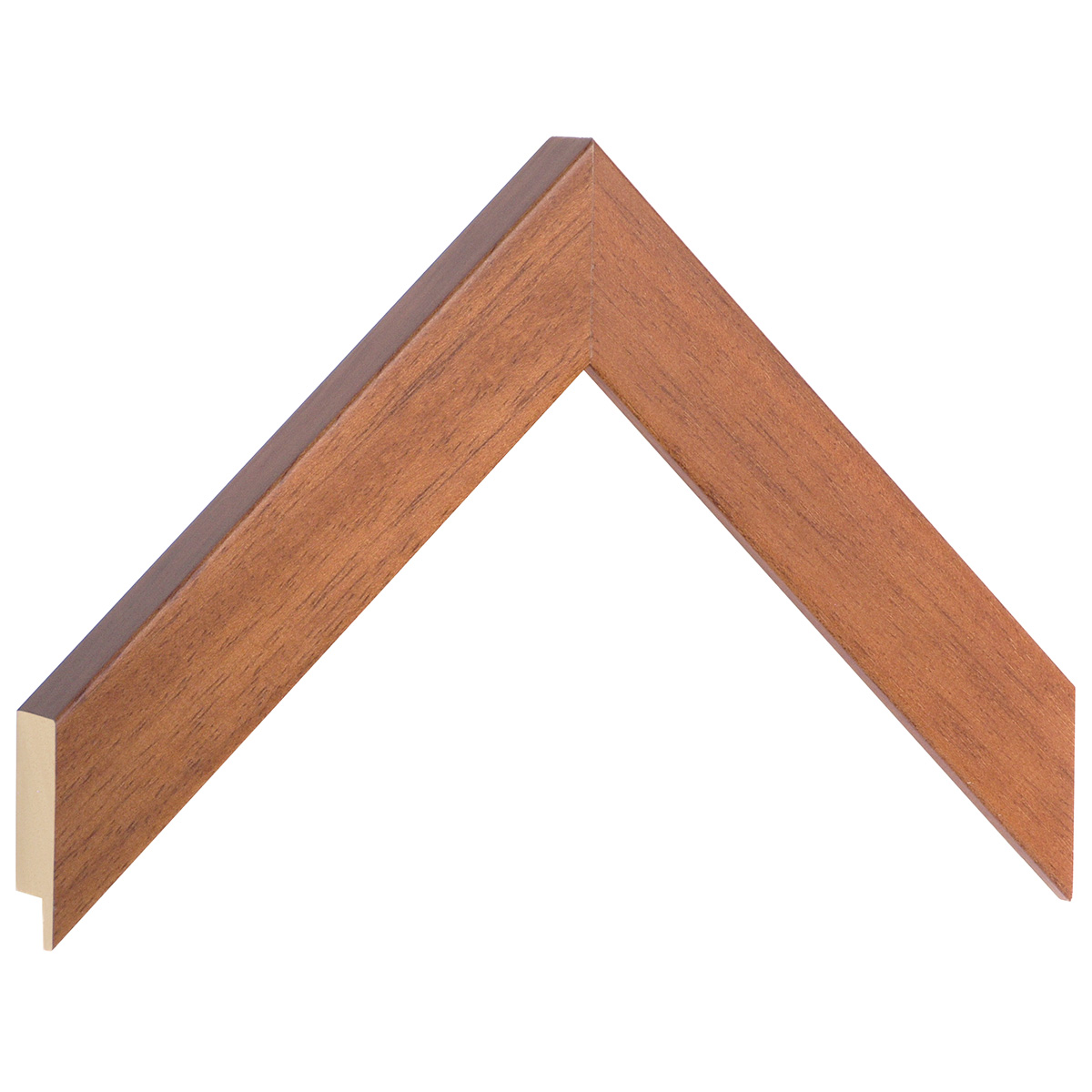Moulding ayous, width 30mm height 20 - Cherry