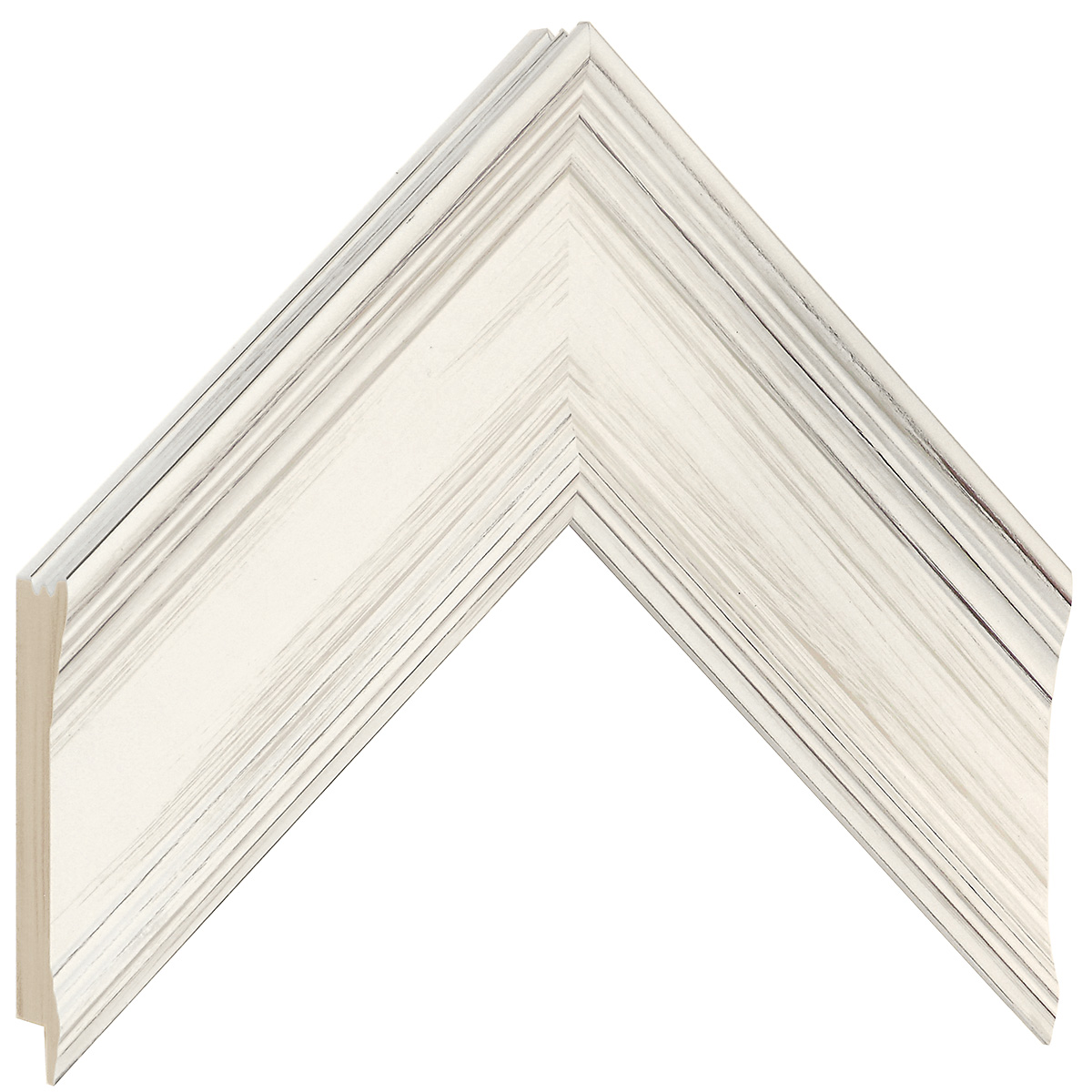 Moulding ajous width 68mm height 30 - Cream finish