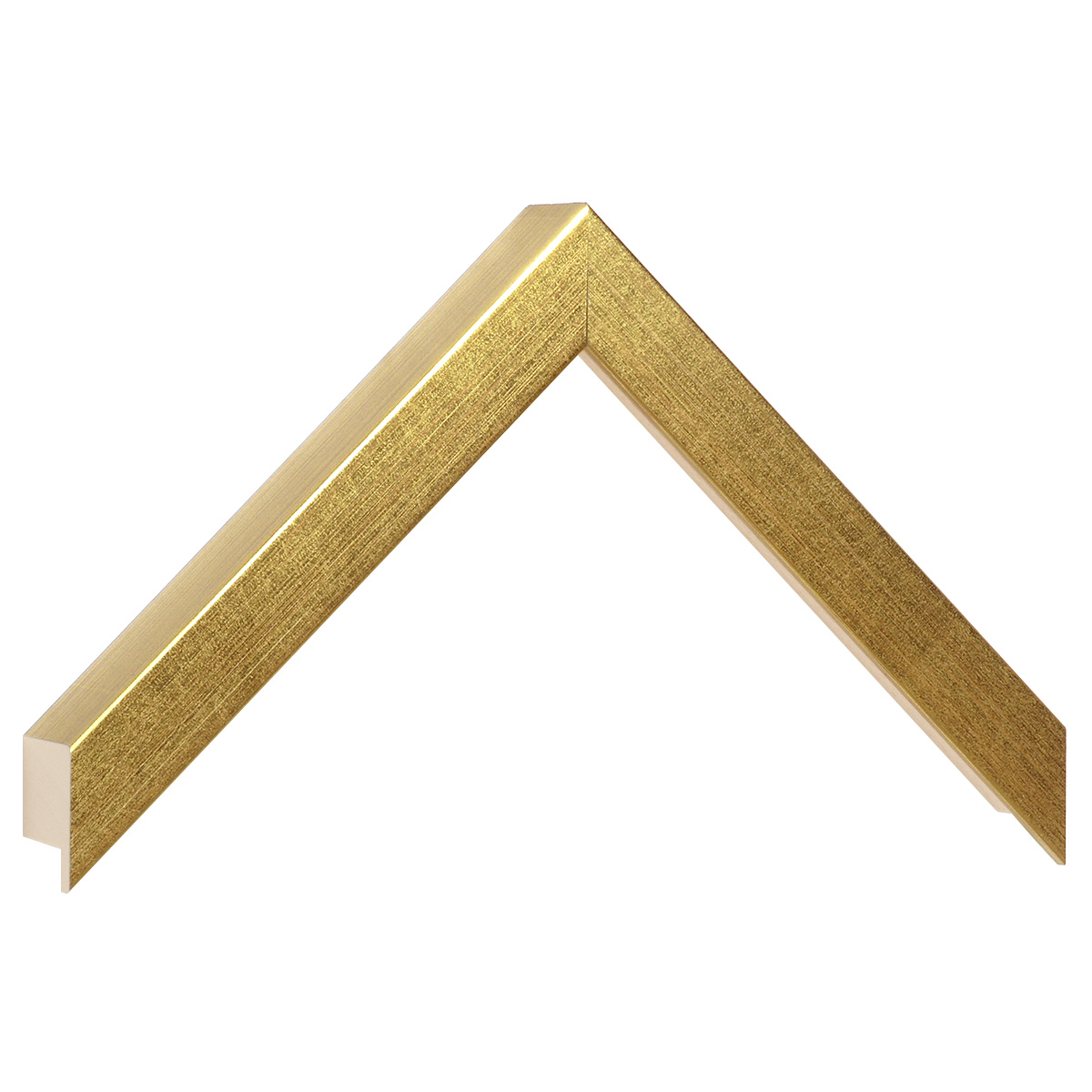 Moulding ayous, width 20mm height 32 - gold
