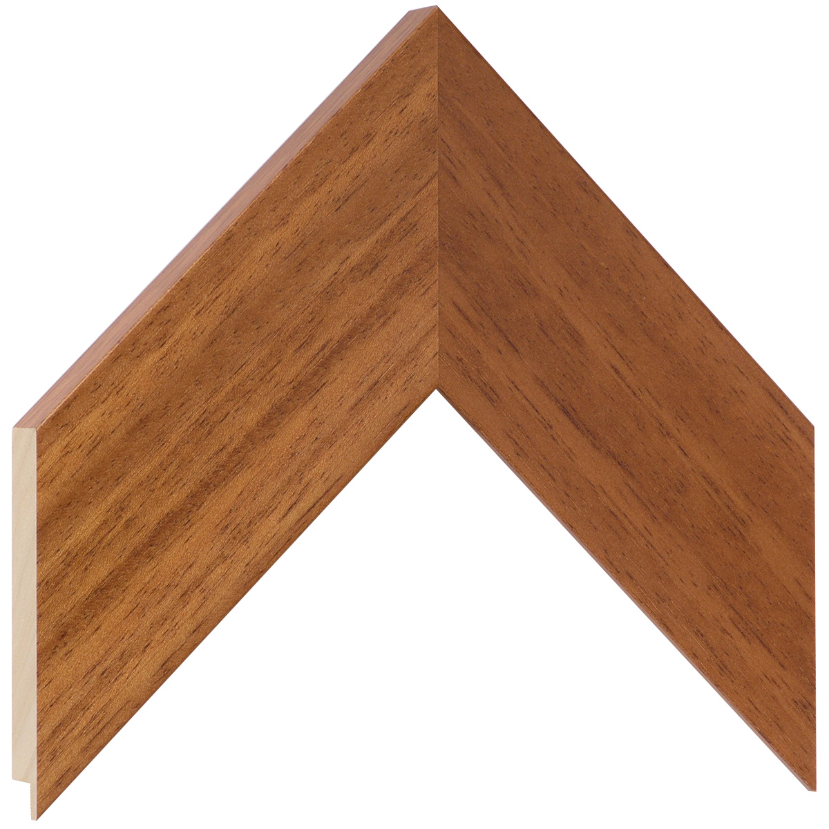 Moulding ayous, width 68mm height 20 - cherry