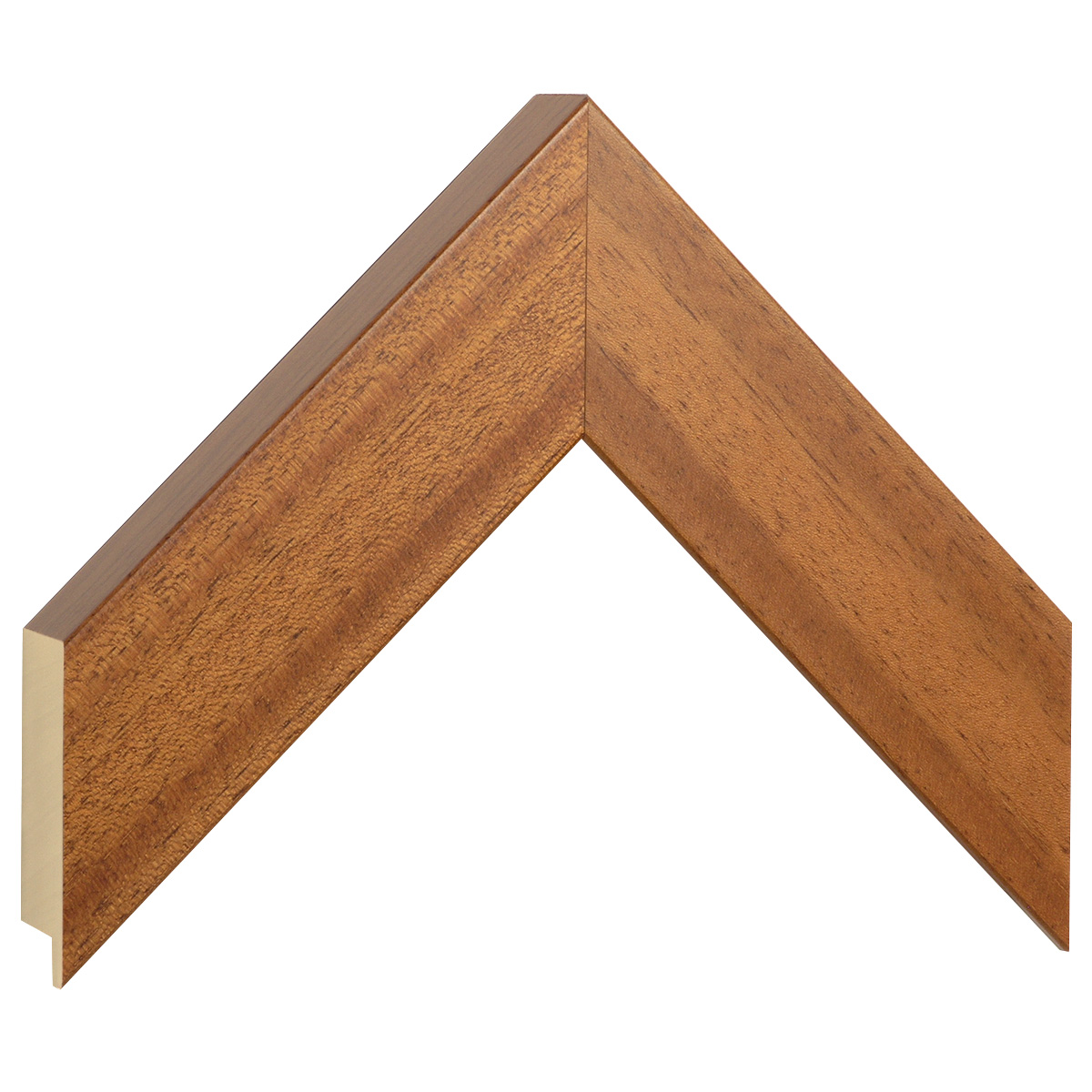 Moulding ayous, width 50mm height 32 - cherry
